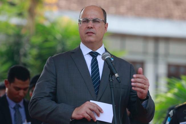 Governador Wilson Witzel é aprovado por 53,9%
