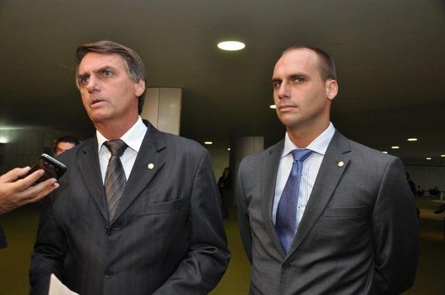 64,9% dos brasileiros são contra nomeação de Eduardo Bolsonaro para embaixada nos EUA