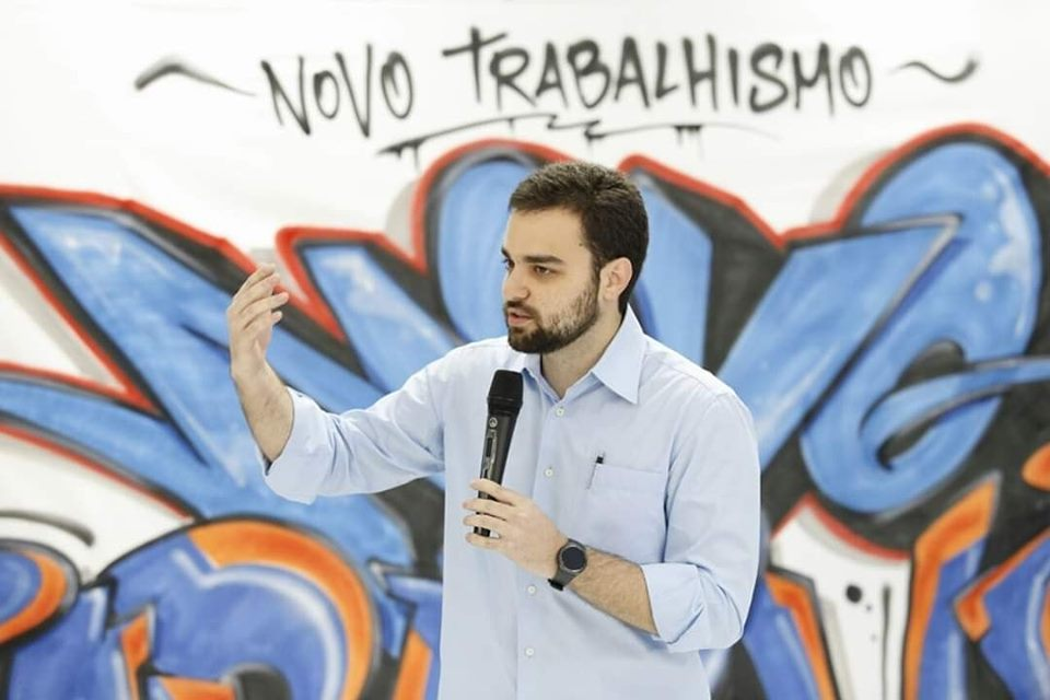 Presidente do PDT de Campos, Caio Vianna orienta que vereadores votem contra aumento de tributos