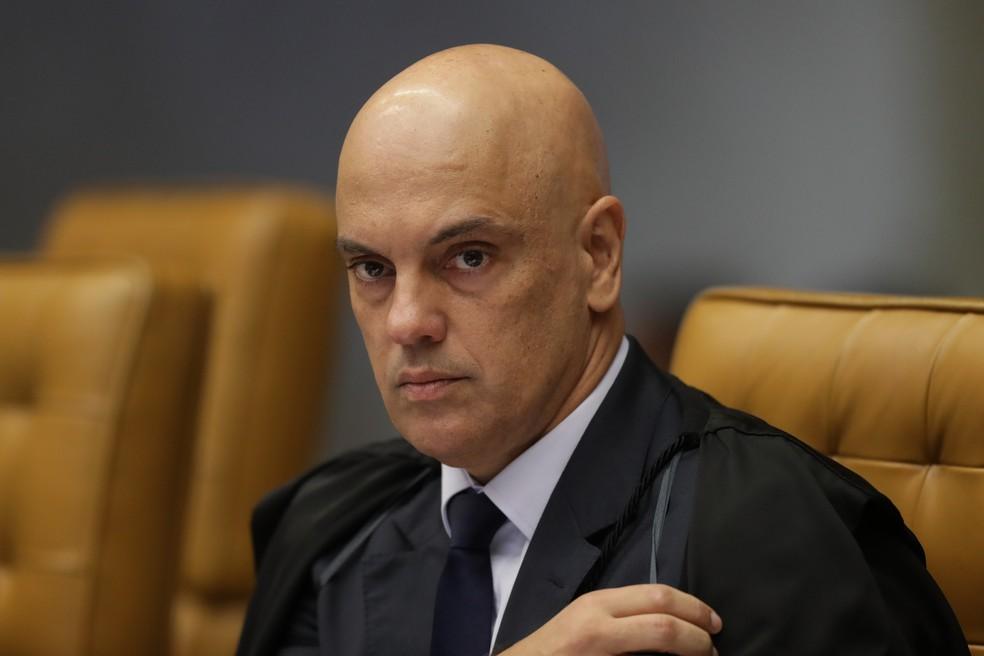 Moraes autoriza PF a acessar dados sobre perfis falsos apagados pelo Facebook
