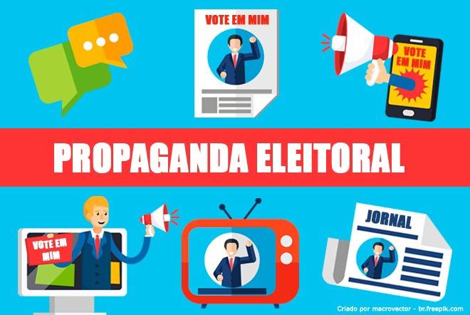 Propagandas irregulares já podem ser denunciadas no site do TRE-RJ