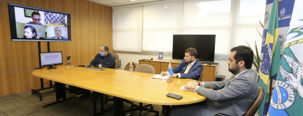 Estado do RJ dará apoio ao TRE nas eleições municipais