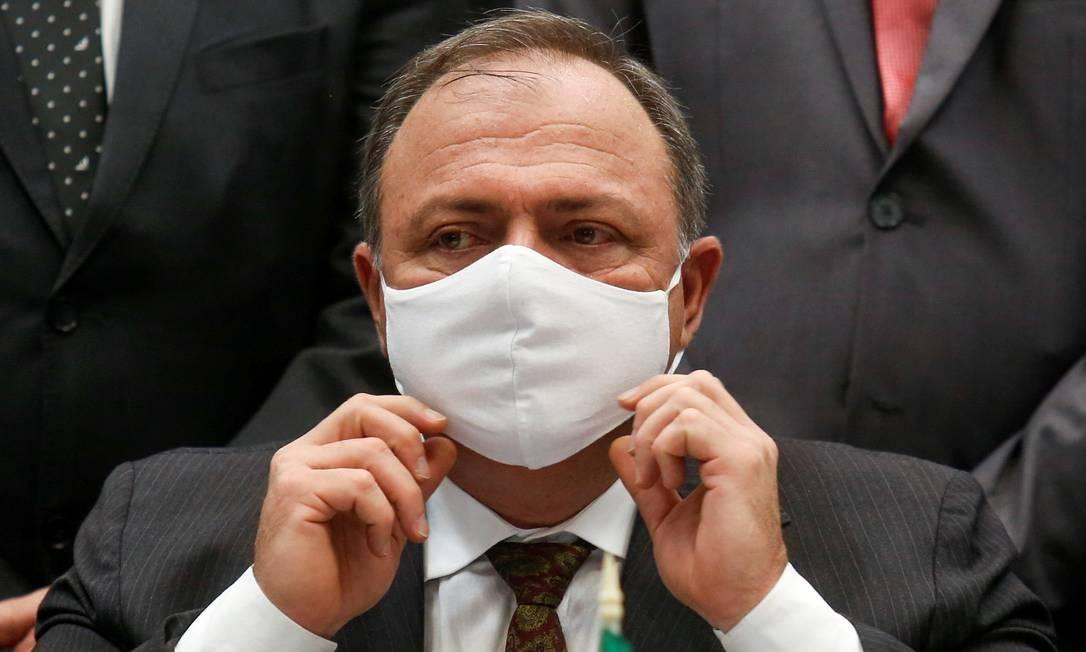 Secretário de Comunicação de Bolsonaro trabalha para tirar Pazuello