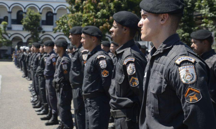 Alerj autoriza convocação de aprovados em concurso da Polícia Militar