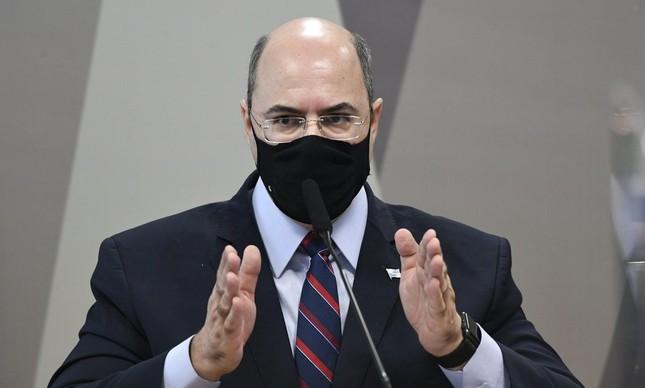 CPI vai quebrar sigilo de 7 OSS que atuam no Rio listadas por Witzel