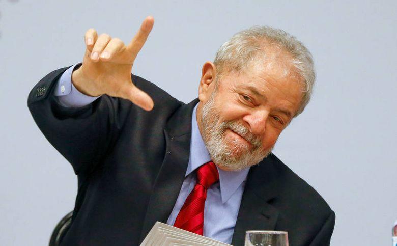 Lula pretende se casar ao sair da prisão