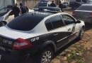 Polícia Civil faz operação de repressão ao tráfico no Parque Santa Rosa, em Guarus