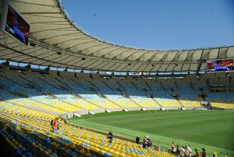 Governo do RJ anuncia cancelamento da concessão do estádio do Maracanã