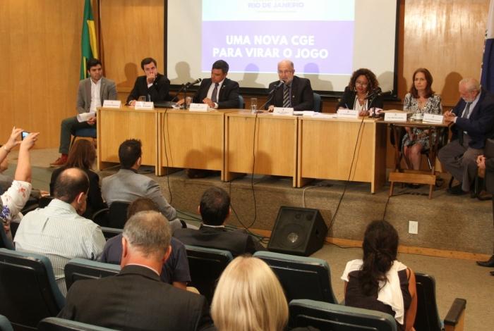 Controlador Geral do Estado revela indícios de fraudes de R$ 227 milhões