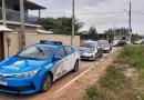 Quatro presos com drogas após troca de tiros com a Polícia Civil em SJB