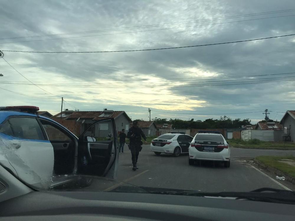 Polícia prende acusados de homicídios na Operação Guadalajara V, em Campos