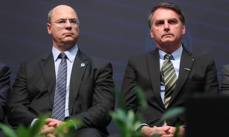 """Tribuna NF: """"Maior fake news dele foi sua própria eleição"""", diz Witzel sobre Bolsonaro"""