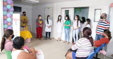 SFI: mês das Gestantes com evento na Clínica da Família