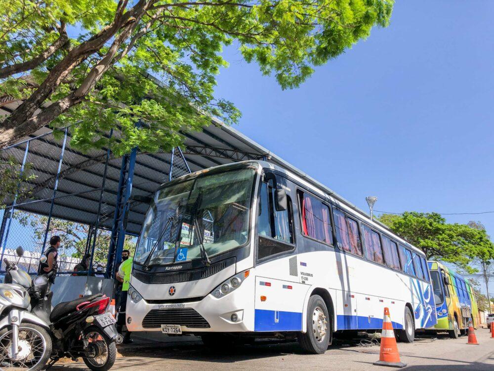 Ônibus Itinerante: nesta sexta-feira ações acontecem no Parque Aurora