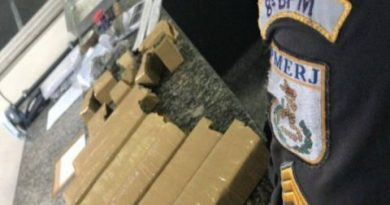 PM apreende 6kg de maconha dentro de apartamento na Comunidade da Portelinha