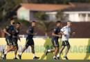 Seleção brasileira faz primeiro treino para estreia nas eliminatórias