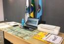PF prende sete suspeitos de desviar FGTS e PIS de contas da Caixa; prejuízo chega a R$ 2 milhões