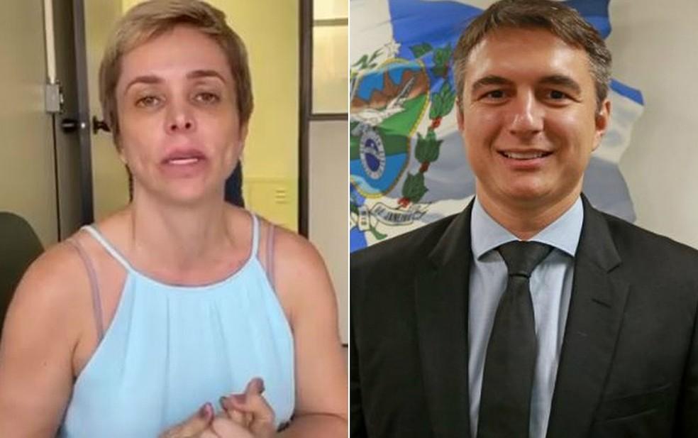 Justiça determina bloqueio de bens de Cristiane Brasil e Pedro Fernandes