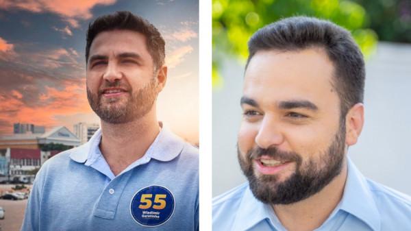 Pesquisa Ibope: Wladimir Garotinho tem 57% e Caio Vianna, 43%
