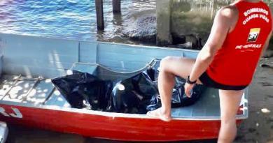Corpo de jovem encontrado em estado avançado de decomposição em SJB