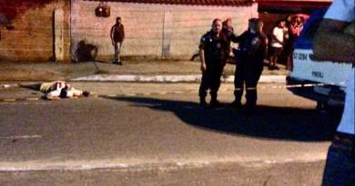 Homem assassinado a tiros no Parque Santa Helena, em Guarus