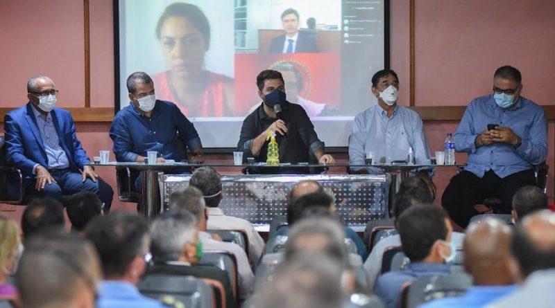 Campos decreta lockdown após atingir 100% de ocupação de leitos de UTI
