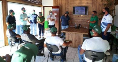 Prefeita Francimara participa de aula inaugural de curso profissionalizante agrícola