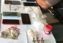 Polícia prende seis homens suspeitos de tráfico em comunidade de SFI