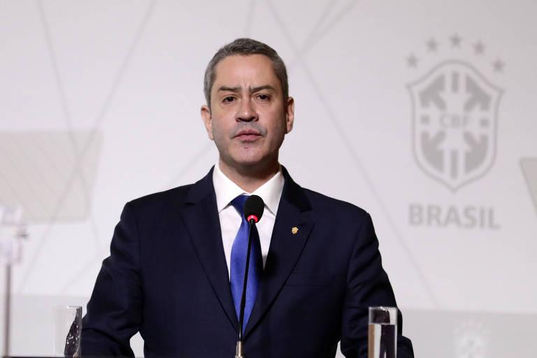 Justiça do Rio anula eleição de Caboclo na CBF e nomeia Landim e presidente da Federação Paulista como interventores