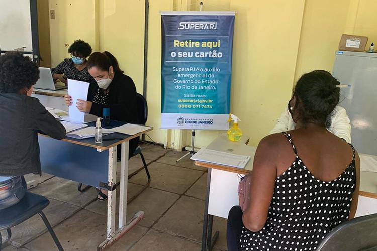 Prefeitura de Campos disponibiliza novos locais de entrega do cartão Supera RJ; veja nova listagem