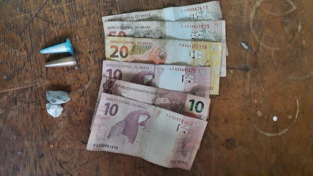 Adolescente é acusado de comercializar entorpecentes no Jardim São Sebastião, em Taquaritinga (SP)