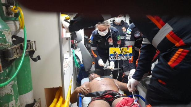 Apenado morre após sofrer ataque a tiros em Porto Velho