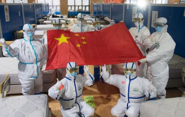 Ακολουθούν οι Covid-26 και Covid-32 εάν δεν μάθουμε την αλήθεια για την Κίνα