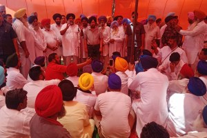 Sukhbir Badal says CM should tell farmers why he had betrayed them.