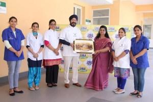 Free dental check up & awareness camp organised at CT World School