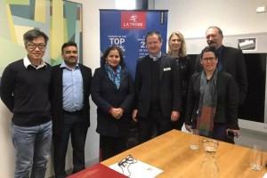 LPU signs MoU with one of the top Australian universities, La Trobe University