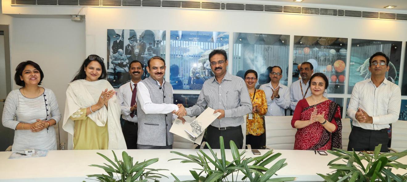 Punjab Remote Sensing Centre (PRSC) & LPU sign MoU to work on Satellite Technology