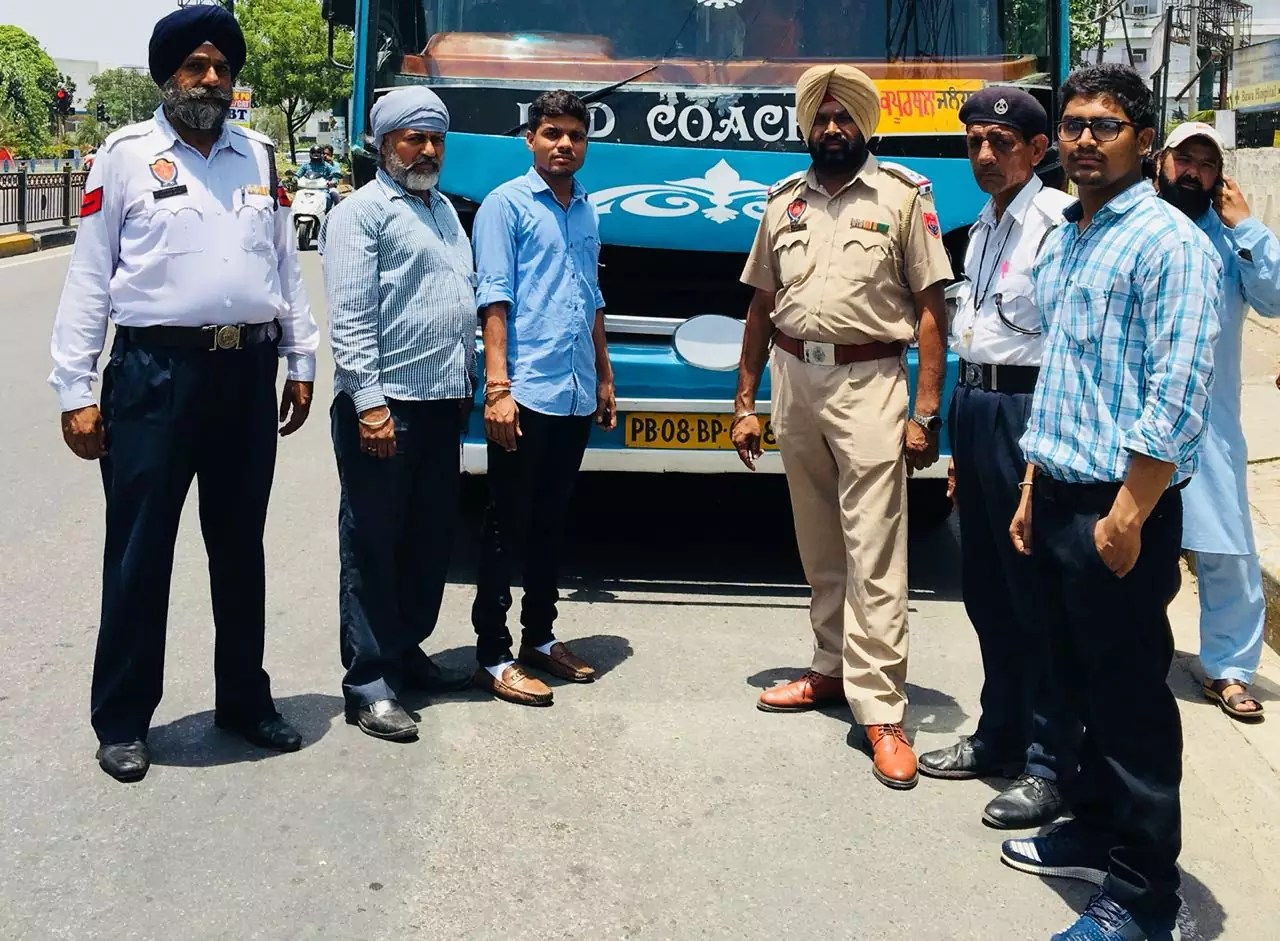 PPCB AND TRAFFIC POLICE INITIATES SPECIAL DRIVE TO CHECK NOISE POLLUTION UNDER 'TANDARUST PUNJAB' MISSION