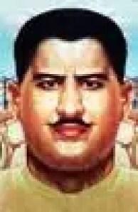 वेदप्रकाश विद्रोही ने कांकोरी कांड के हीरो व अमर शहीद पंडित रामप्रसाद बिस्मिल के 121वीं जयंती पर  श्रद्धाजंली दी