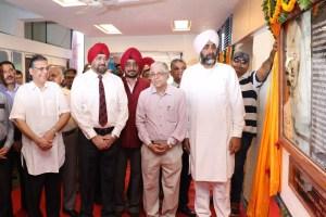 PU dedicates Shooting Range to Kargil Hero