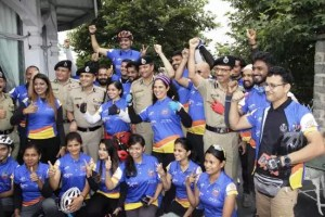 BSF, AMF organizes Para-Cycling-'Infinite Ride-2018