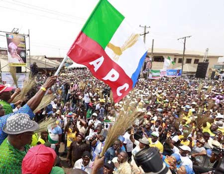 APC denies 5000 members' reported defection to PDP