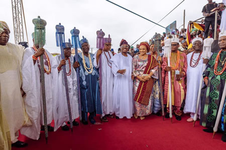 Court Declares Unconstitutional, Illegal, Crowning of 21 Kings by Gov. Ajimobi