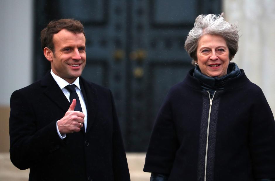 Emmanuel Macron refuses United Kingdom 'hypocrisy' of benefits after Brexit