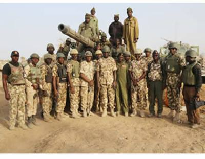 Image result for Troops Neutralise Boko Haram Commander, 15 Others On Lake Chad Island
