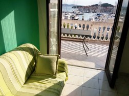 Apartment A3 - couch, terrace, sea, Tribunj