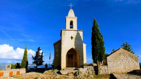 St. Nicholas church in Tribunj