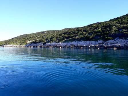 promenade en bateau Kamena