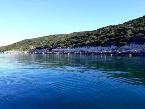 boat ride Kamena