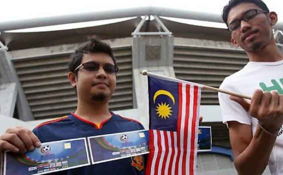 Suporter Malaysia Takut Datang ke Jakarta